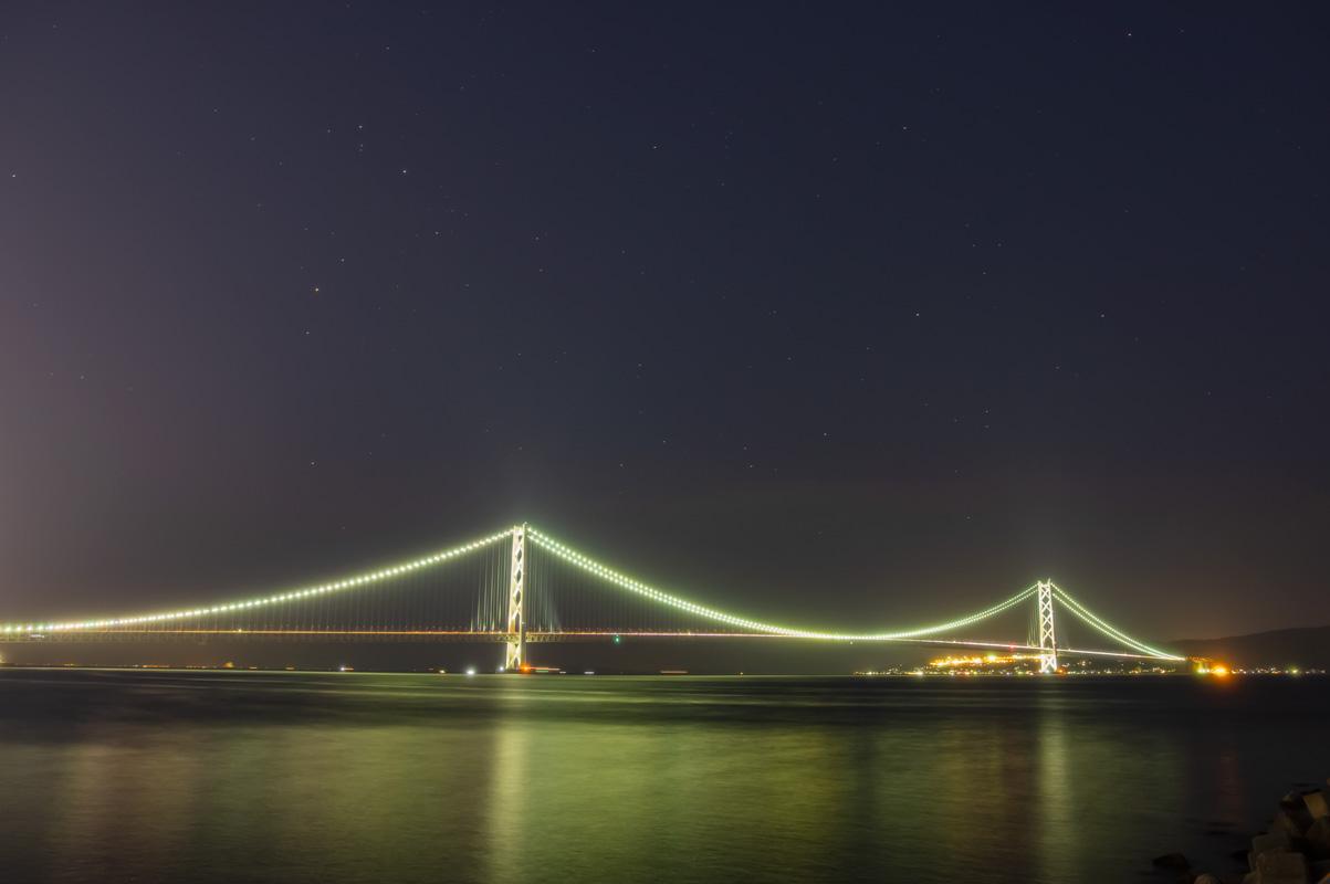 明石海峡大橋(プロソフトンクリア)