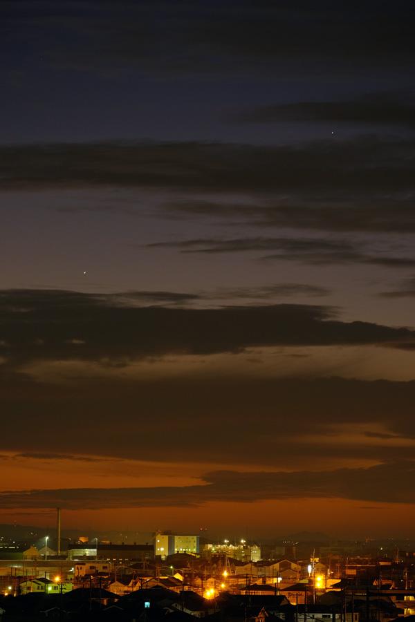 水星とスピカ
