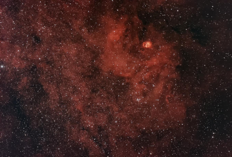 Sh2-54 & NGC6604