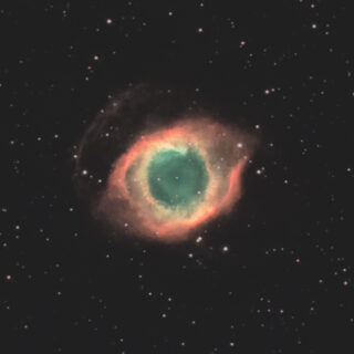 NGC7293 らせん星雲