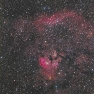 NGC7822, Ced214