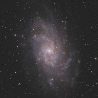 系外銀河 M33