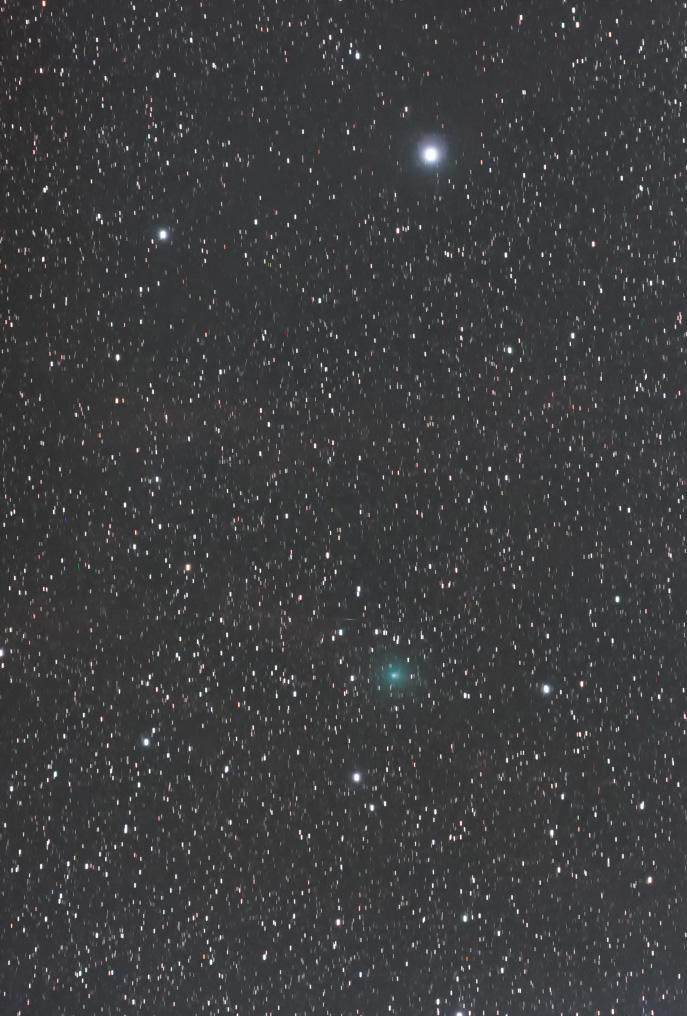C/2020 M3 アトラス彗星