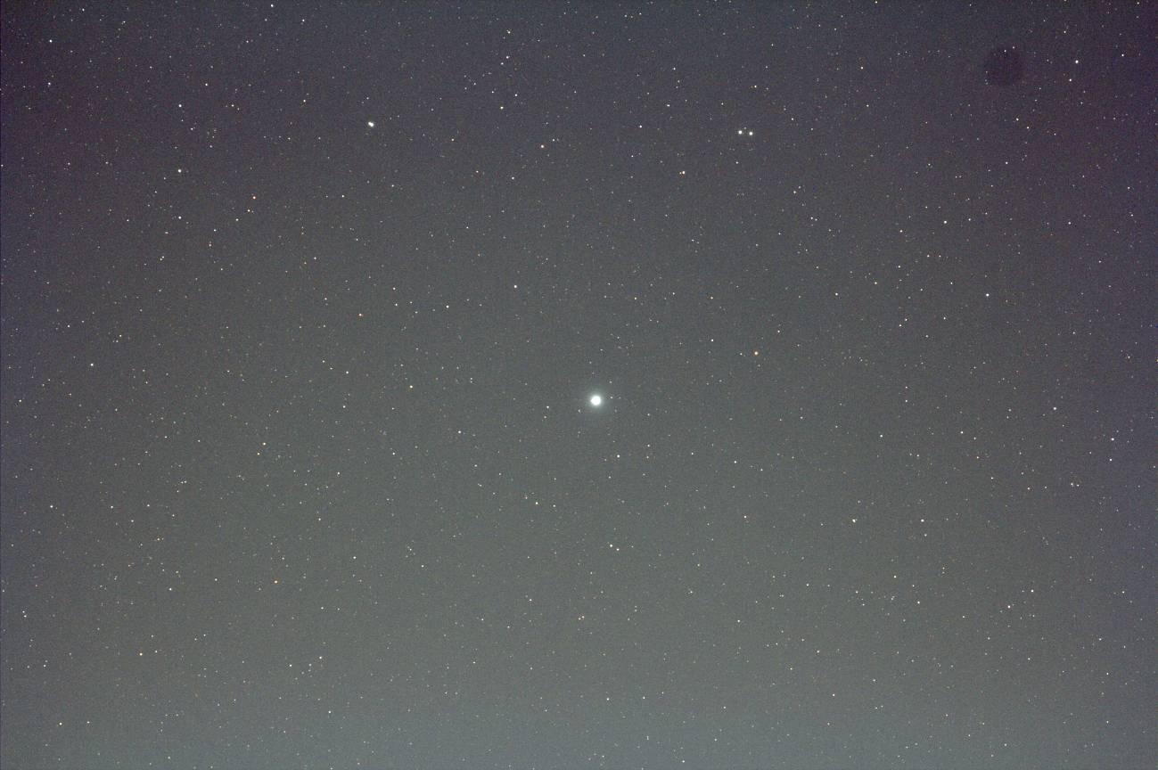 ACL200 + EOS60Da(輝星が中央)