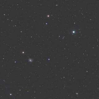 系外銀河 M98・M99
