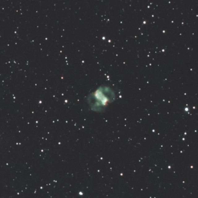 M76 小あれい星雲