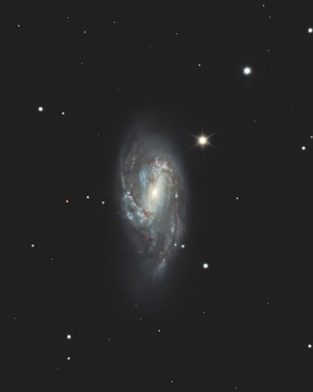 系外銀河 M66