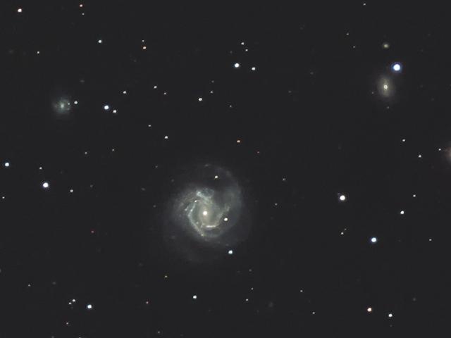 系外銀河 M61