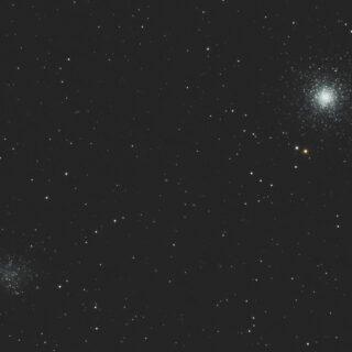 球状星団 M53&NGC5053