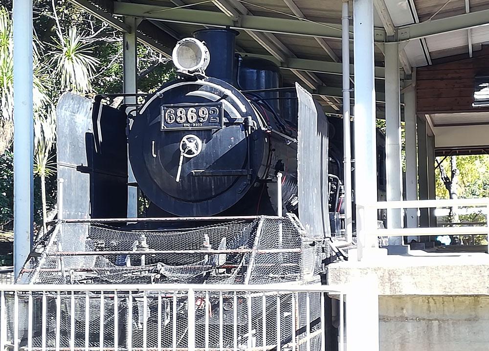 68692号機・徳島中央公園 2018年11月