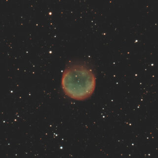 惑星状星雲 NGC6781