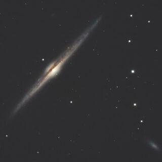 系外銀河 NGC4565