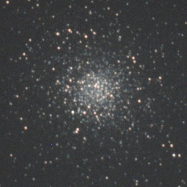 星像の歪みにより不採用にしたコマの例(ピクセル等倍切り出し)
